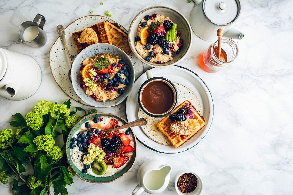 Petit-déjeuner ?